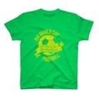 MAAMUのFOOTBALL T-shirts