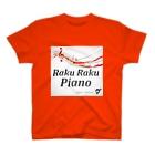 全日本らくらくピアノ協会・公式ショップサイトのらくらくピアノ2014オリジナル T-shirts