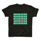 カエル大好き!カエル隊まゆみのカエル隊 Tシャツ T-Shirt
