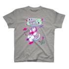 金星灯百貨店のなんと三角 衛星通信 T-shirts