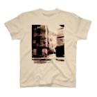 その物語を忘れない。のRue Laplace and Rue Valette, Paris, 1926 T-shirts