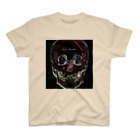 Akieem  Zawadi's SHOPのBright Face T-shirts