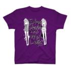 loveclonesのSTOP STARING ガーリー デニムビスチェ・キャミ T-shirts