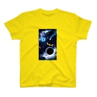 FKのFK(Flying King) BEAUTIFUL COSMIC T-shirts