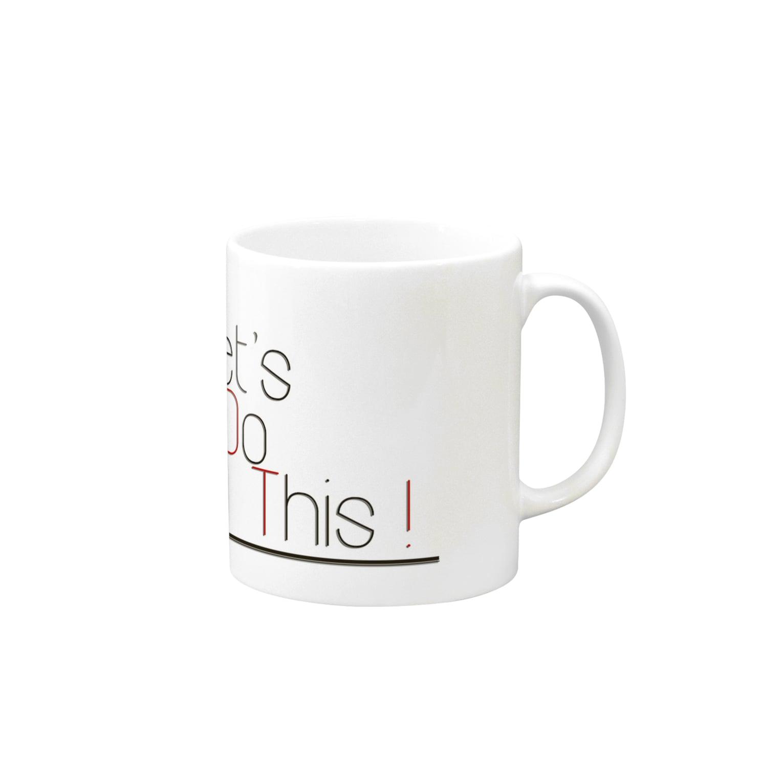 ぐれい提督のLet's Do This! Mugs
