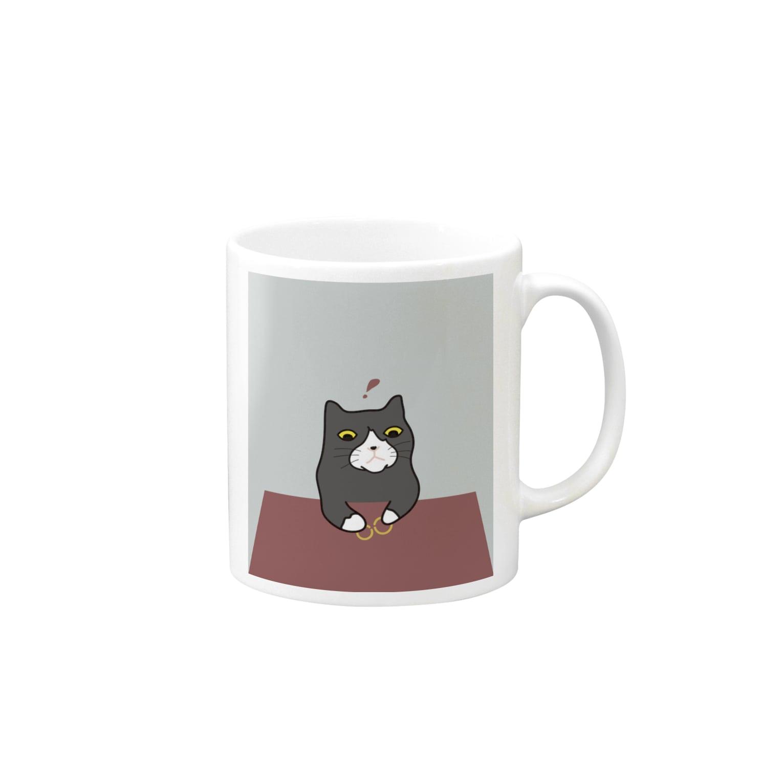 OHESOCOのおとなのひらめき Mugs