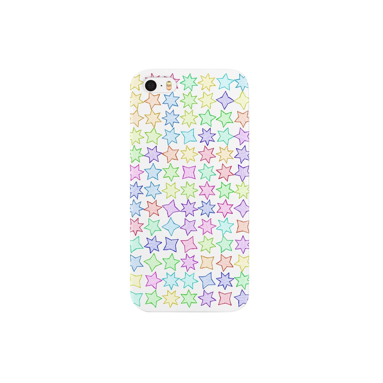 レオナのStars Smartphone cases
