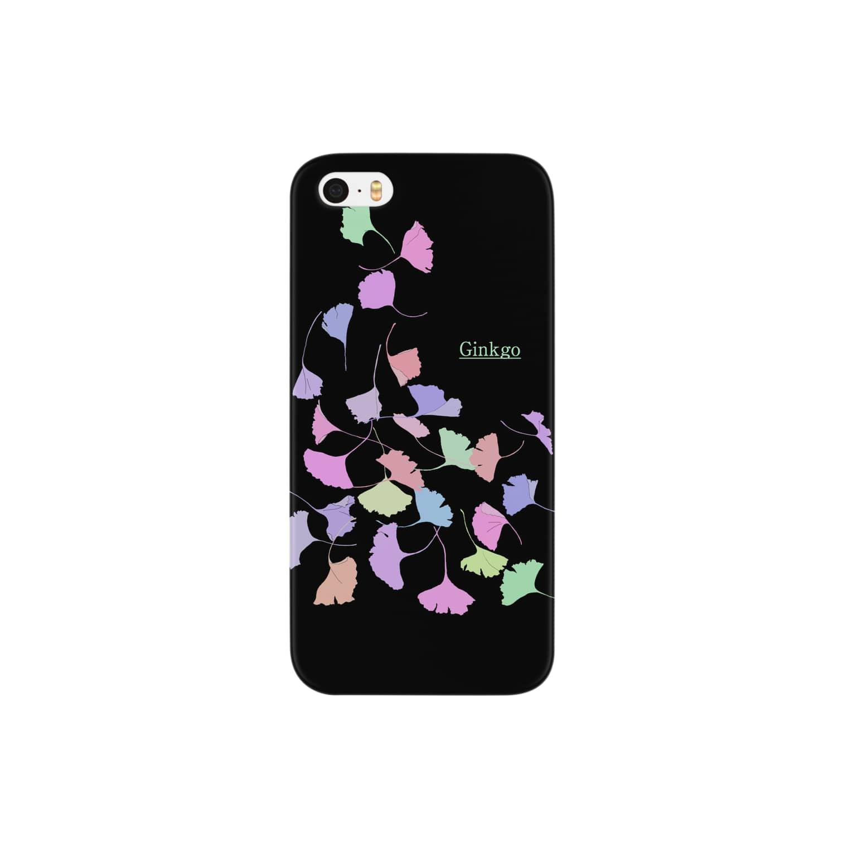 blumeのいちょう Smartphone cases