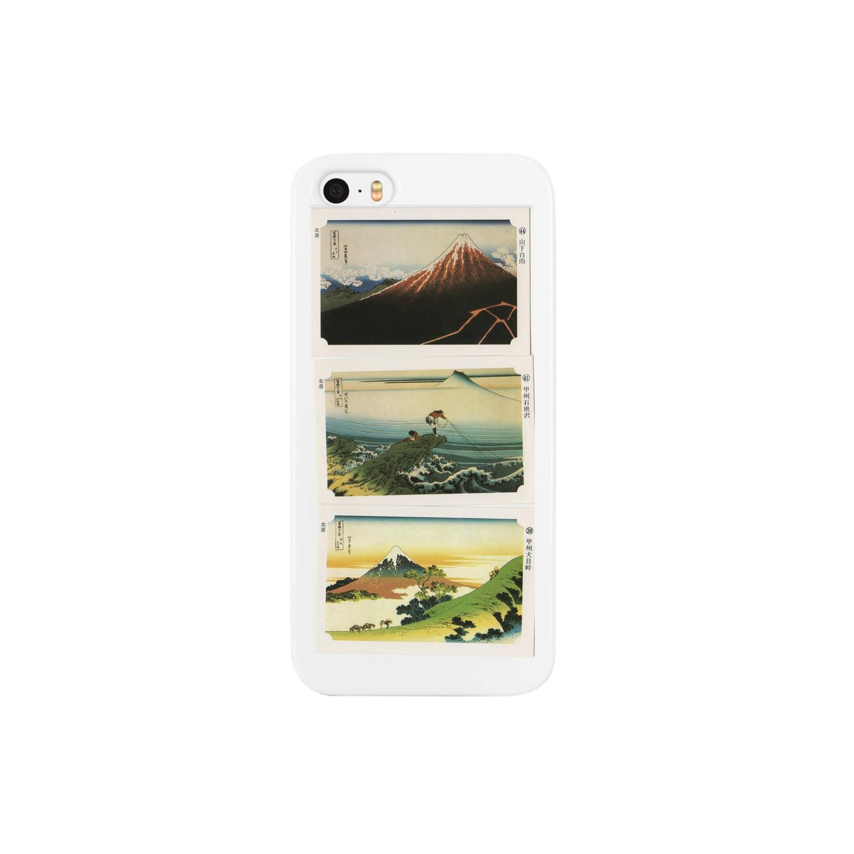安永峰夫の北斎-A Smartphone cases