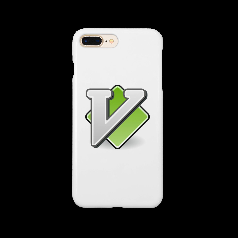 kmdsbngのVimスマートフォンケース