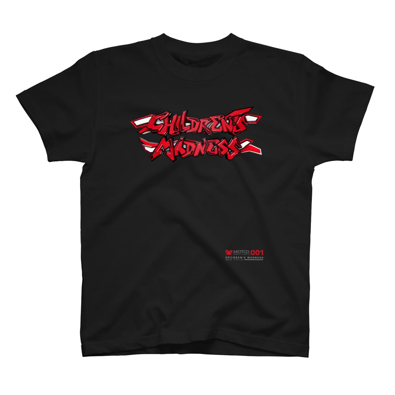 Madstiff TracksのCHILDREN'S MADNESS [MSTFCD-001] Tシャツ