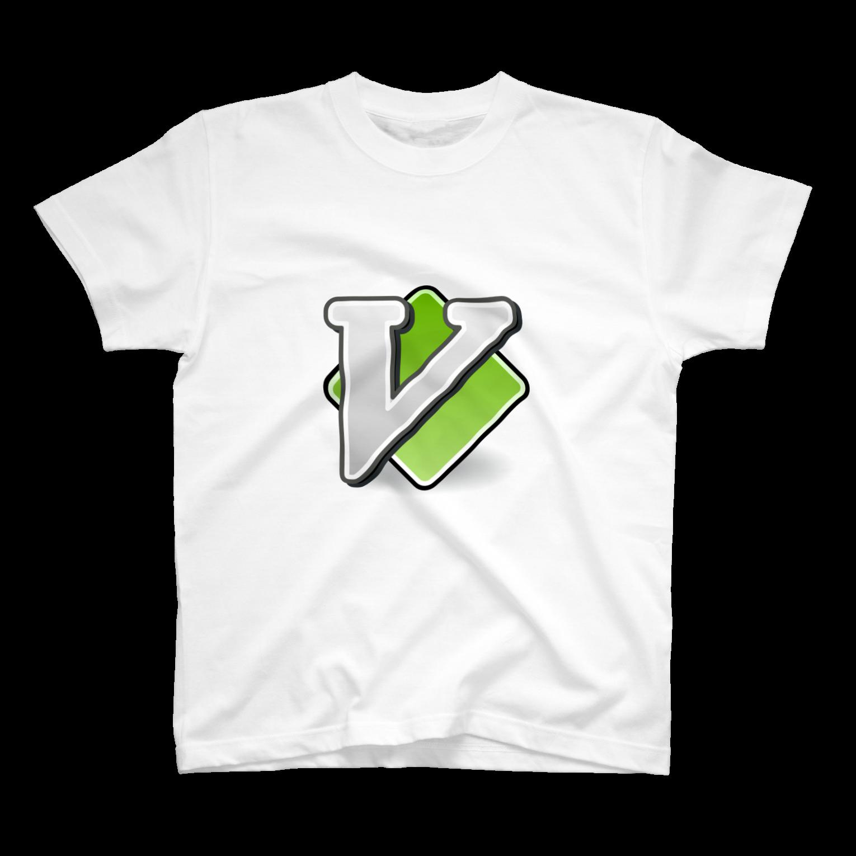 kmdsbngのVimTシャツ