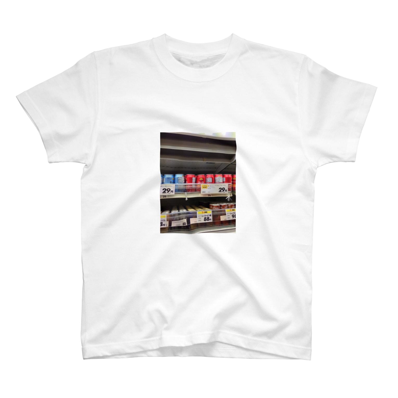 12345aの安ッ T-shirts