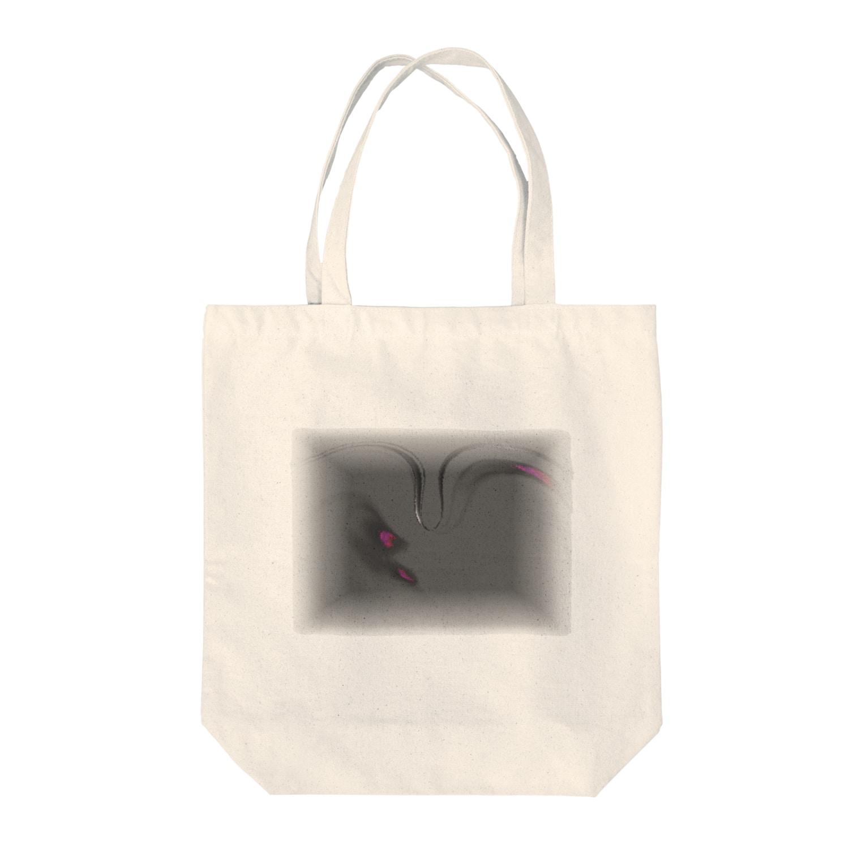 宇宙の贈りものの「宇宙の調べ」 トートバッグ