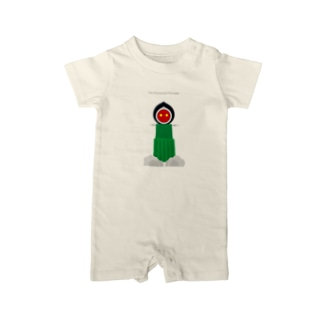 The Flatwoods Monster Baby rompers
