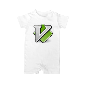 kmdsbngのVim Baby rompers
