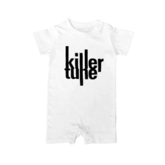 killertune Baby rompers