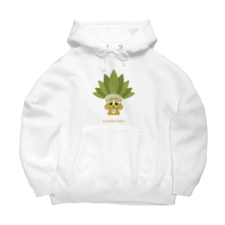 Mandragora Big Hoodies