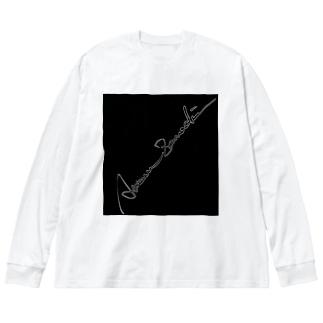Akieem Z's Voice Big silhouette long sleeve T-shirts