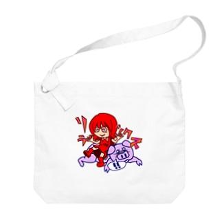 ザ・ワル子さん Big shoulder bags