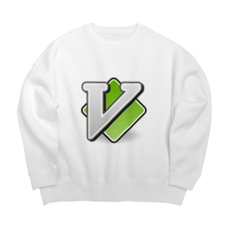 Vim Big Crew Neck Sweatshirt