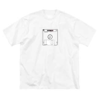 FinalData Big silhouette T-shirts