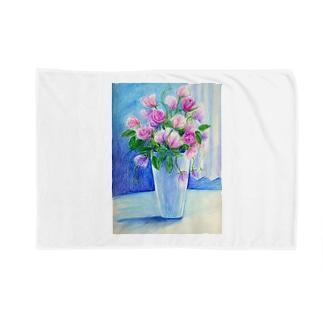 盛り花 Blankets