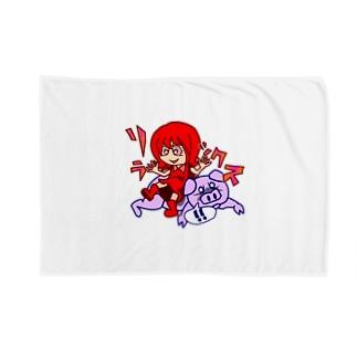 ザ・ワル子さん Blankets