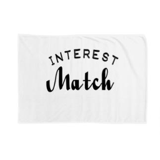 INTEREST Match  Blankets