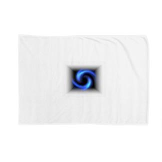 「瞑想エンブレム」 Blankets