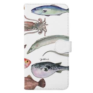 博多前 HAKATAMAE Book-style smartphone case