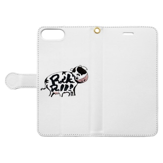 Rock'nRoll-GYU Book-style smartphone case