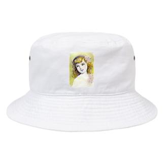 カチューシャ Bucket Hat
