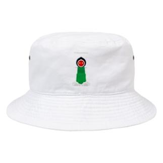 The Flatwoods Monster Bucket Hat