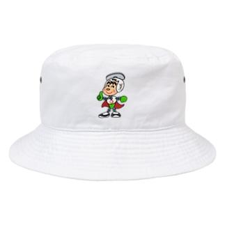 秤屋勘三郎 異能兄弟シリーズ03 Bucket Hat