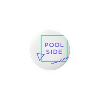 POOLSIDE Badges