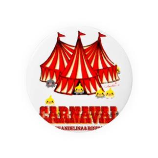 CARNAVAL サーカステント Badges