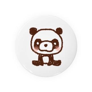 ほっこりパンダ Badges