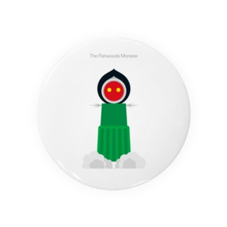 The Flatwoods Monster Badges