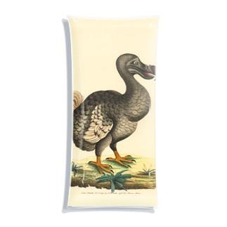 絶滅したドードー鳥 Clear Multipurpose Case