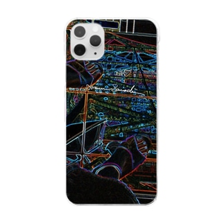 Tokyo Tower Sky Clear smartphone cases