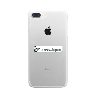 Unofficial e-trees goods Clear smartphone cases