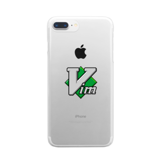 kmdsbngのVim Clear smartphone cases