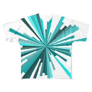 Pieces Full graphic T-shirts