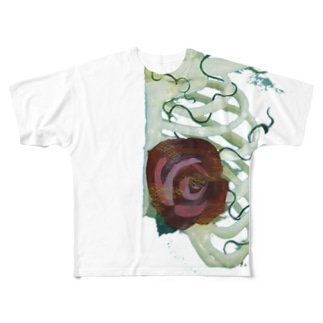 音2 Full graphic T-shirts