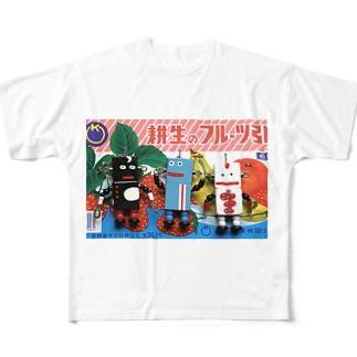 アキンドくん Full graphic T-shirts