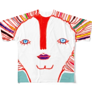 kinoko DE Full graphic T-shirts