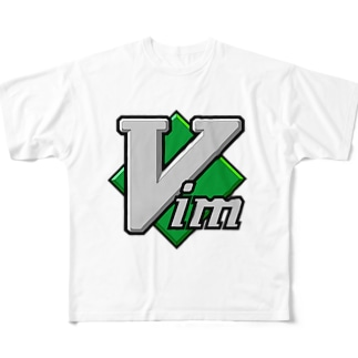 Vim Full graphic T-shirts