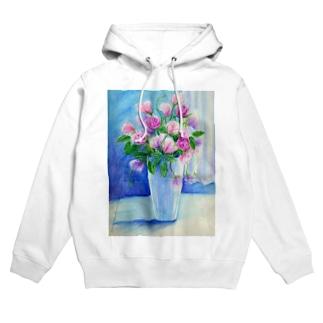 盛り花 Hoodies