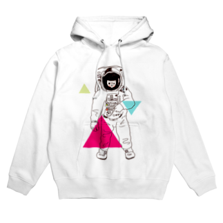 CocolateのSpace ship! Hoodies